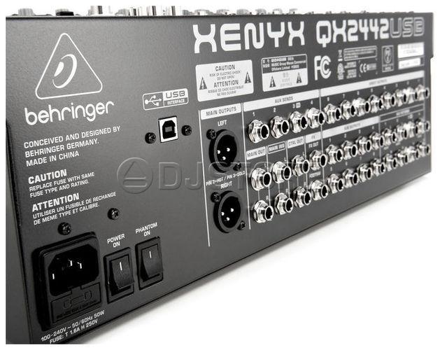 Behringer qx2442usb