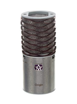 Микрофон с большой мембраной для студии Aston Microphones Origin микрофон для духовых инструментов dpa microphones d vote 4099 trumpet