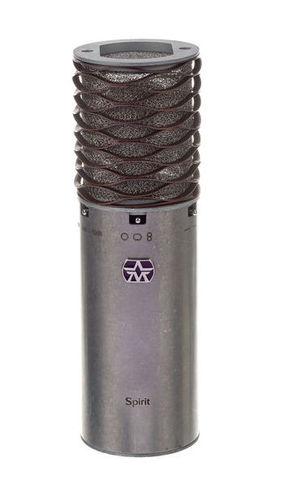 Микрофон с большой мембраной для студии Aston Microphones Spirit микрофон для духовых инструментов dpa microphones d vote 4099 trumpet