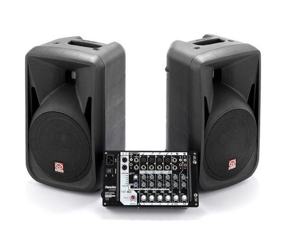 Комплект акустических систем Superlux SP108 контроллер акустических систем dbx driverack pa 2
