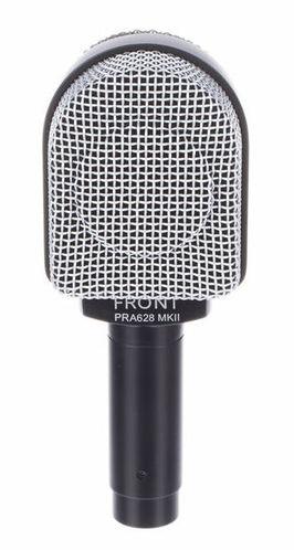 Универсальный инструментальный микрофон Superlux PRA 628 MKII интерком система superlux hmd 660x
