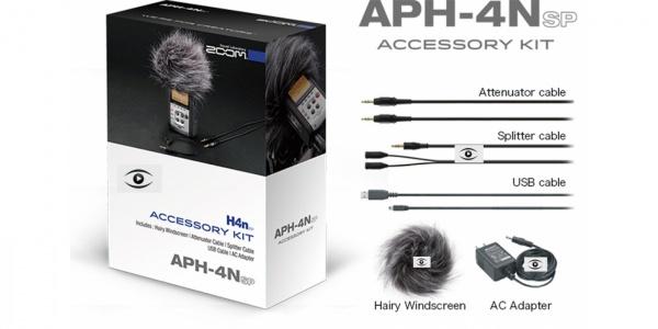 Дополнительный аксессуар для рекордера Zoom APH4nSP zoom комплект аксессуаров aph 6