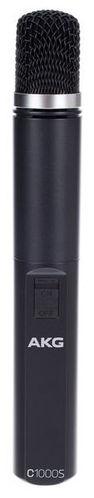 Универсальный инструментальный микрофон AKG C1000s MKIV akg pae5 m