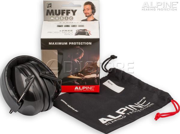 Беруши Alpine Muffy Music беруши 3m 1100 противошум 5пар