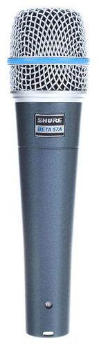 Динамический микрофон Shure BETA57A стерео микрофон shure vp88