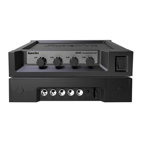 Усилитель для наушников Superlux HA40 интерком система superlux hmd 660x
