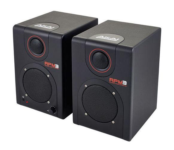 Активный студийный монитор AKAI RPM3 студийные мониторы tascam vl s3bt