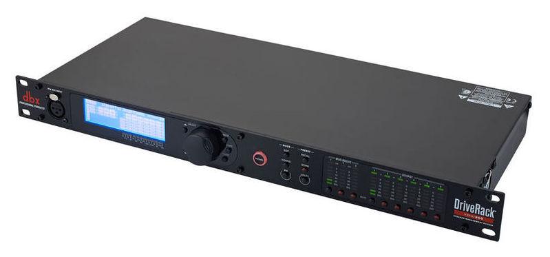Процессор эффектов Dbx Driverack Venu360 контроллер аудиопроцессор dbx driverack 260