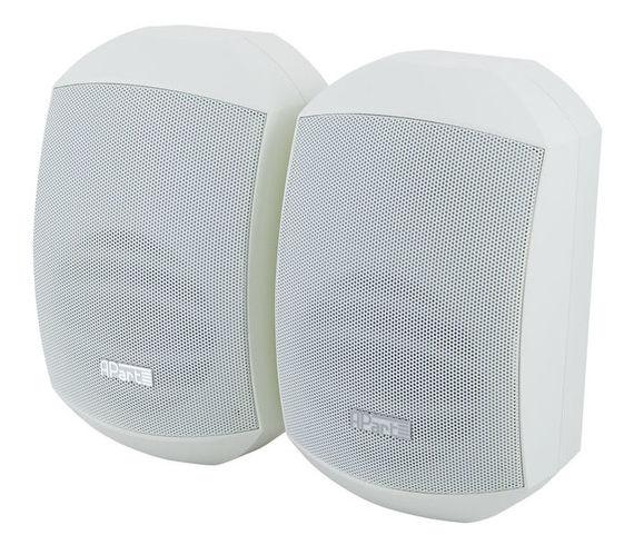 Подвесная настенная акустика APart MASK4-W apart pm1122w беспроводная панель управления белого цвета для предусилителя pm1122