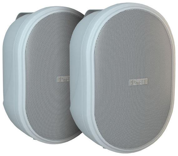 Подвесная настенная акустика APart OVO5P-W apart pm1122w беспроводная панель управления белого цвета для предусилителя pm1122