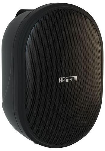 все цены на Подвесная настенная акустика APart OVO5-BL онлайн