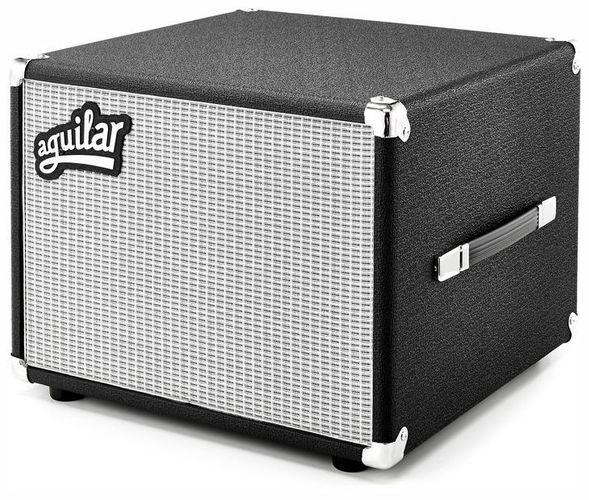 Кабинет для бас-гитары Aguilar DB112 BK усилитель кабинет и комбо для бас гитары markbass mini cmd 121p