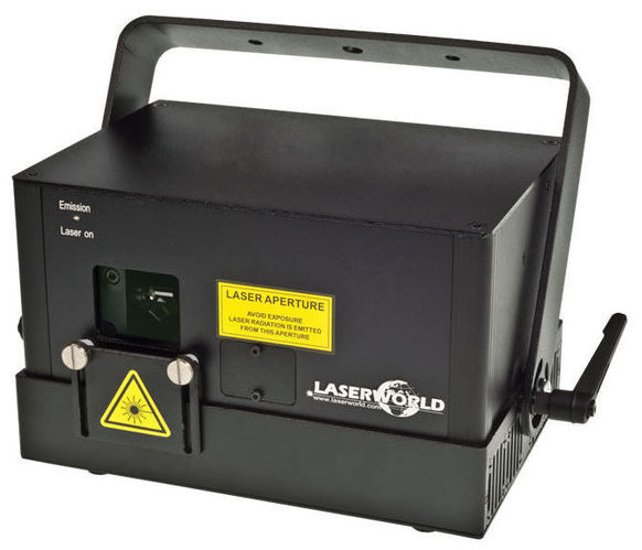 Лазер RGB Laserworld DS-3300 RGB цены онлайн