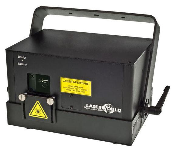 Лазер RGB Laserworld DS-1800 RGB цены онлайн