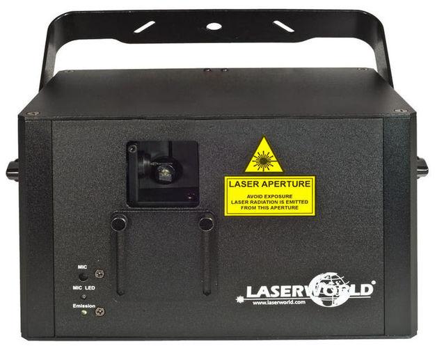 Лазер RGB Laserworld CS 1000RGB MKII цены онлайн