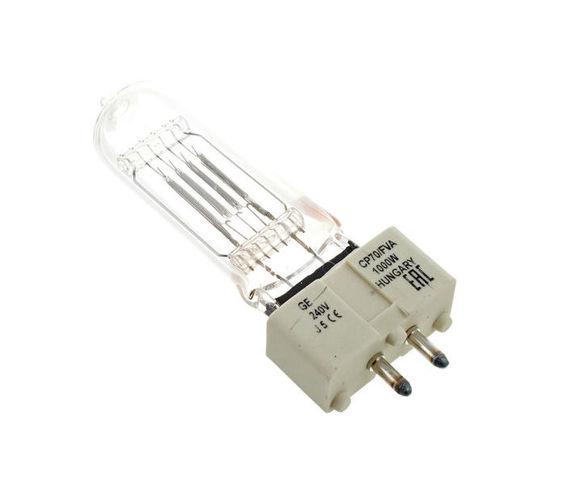 Галогенная лампа GE Lighting CP70 FVA галогенная лампа ge lighting cp41 2000w 230v g38
