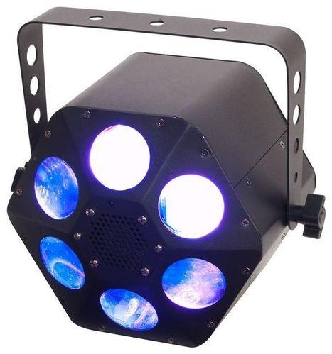 Многолучевой прибор AMERICAN DJ Quad Phase HP 32-Watt Quad-LED american dj bubble junior купить