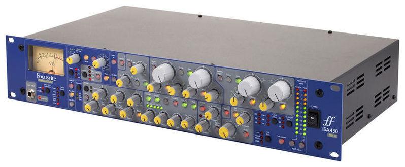 Микрофонный предусилитель Focusrite ISA 430 MkII