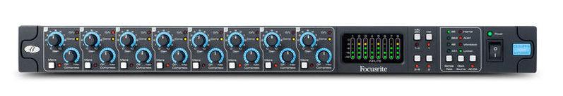 Микрофонный предусилитель Focusrite OctoPre MkII Dynamic focusrite octopre mk2