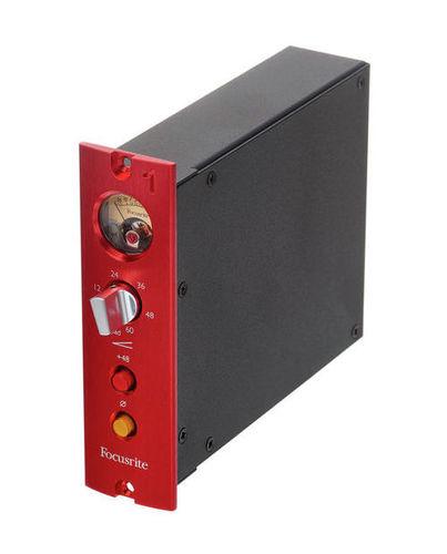 Микрофонный предусилитель Focusrite Red 1 500 входные стальные двери в москве