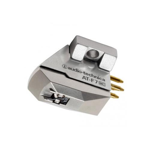 Картридж Audio-Technica AT-F7 головка звукоснимателя audio technica at33ev