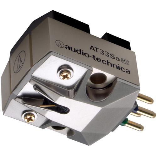 Картридж Audio-Technica AT33Sa audio technica at f2 головка звукоснимателя