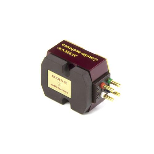 Картридж Audio-Technica AT33EV головка звукоснимателя audio technica at33ev