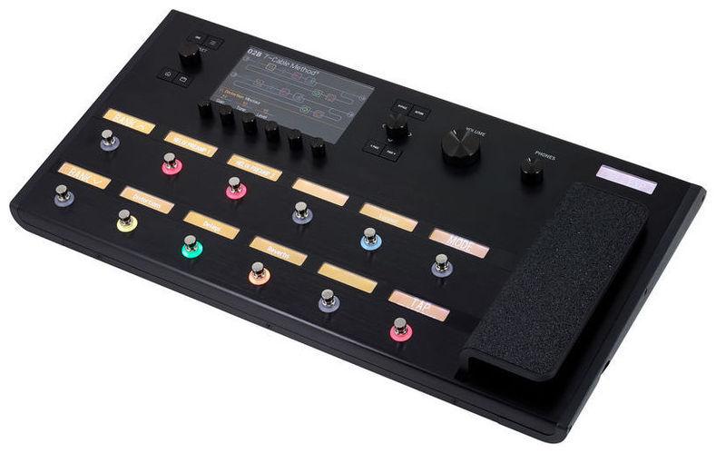 Гитарный процессор для электрогитары LINE 6 Helix Guitar Processor