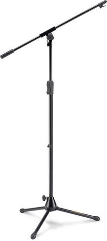 Микрофонная стойка Hercules HCMS-531B микрофонная стойка quik lok a344 bk