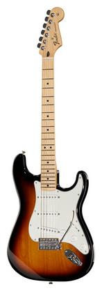 Стратокастер Fender Standard Strat MN BSB электрогитары fender standard