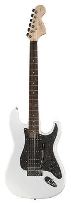 Стратокастер Fender Squier Affinity Strat HSS OWT squier
