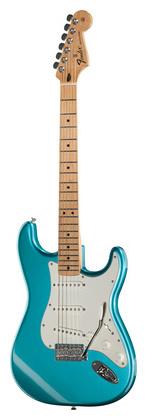 Стратокастер Fender Standard Strat MN LPB электрогитары fender standard