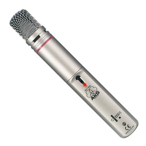 Микрофон с маленькой мембраной AKG C1000S akg y 20u