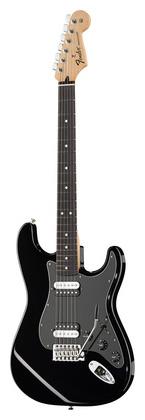 Стратокастер Fender Standard Strat HH RW BLK
