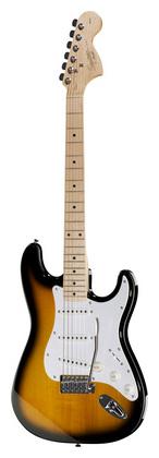 Стратокастер Fender Squier Affinity Strat MN 2TSB fender squier affinity stratocaster mn 2 color sunburst