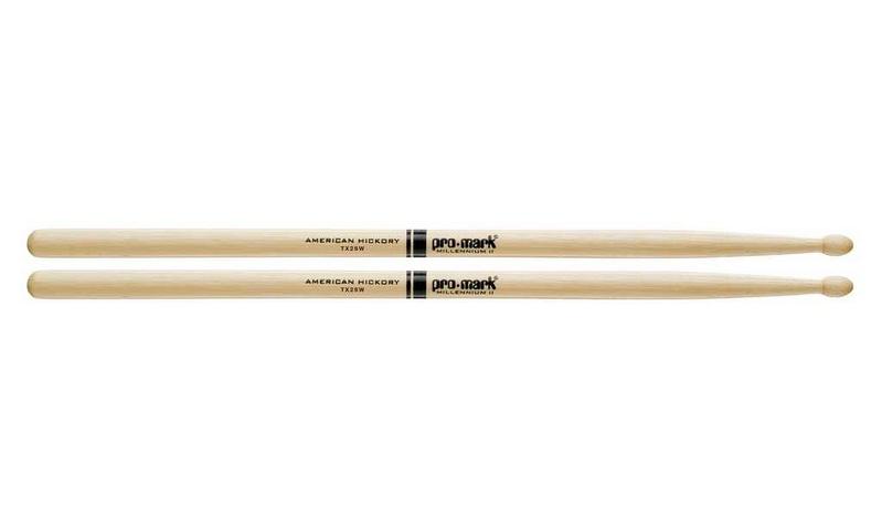 2B палочки для ударных ProMark TX2SW 2S палочки для ударных с автографами promark txpcw pc phil collins