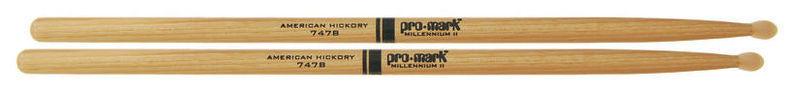 Универсальные палочки для ударных ProMark TX747BN 747B Super Rock универсальные палочки для ударных promark sd1w sd1