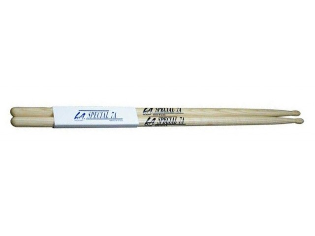 7A палочки для ударных ProMark LA7AW L.A. Special 7A палочки для ударных с автографами promark txpcw pc phil collins