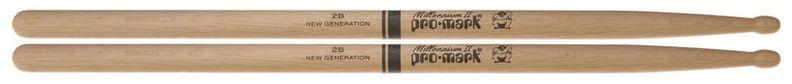 2B палочки для ударных ProMark PW2BW Shira Kashi палочки для ударных с автографами promark txpcw pc phil collins