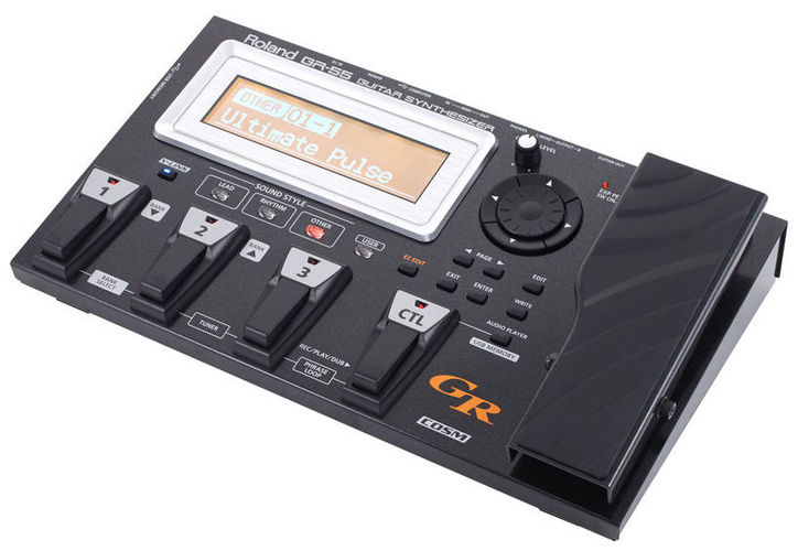 Синтезатор Roland GR-55S Black roland ax synth black