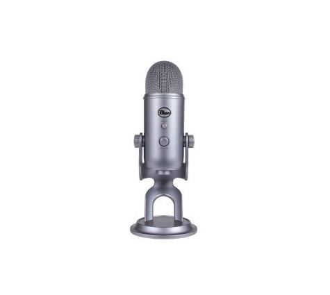 USB микрофон Blue Yeti Cool Grey прогулочная коляска cool baby kdd 6699gb t fuchsia light grey