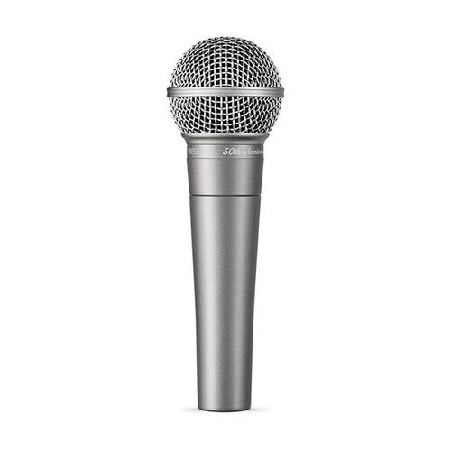 Динамический микрофон Shure SM58-50A shure slx2 sm58 l4e