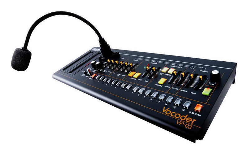 Синтезатор Roland VP-03 roland pm 03