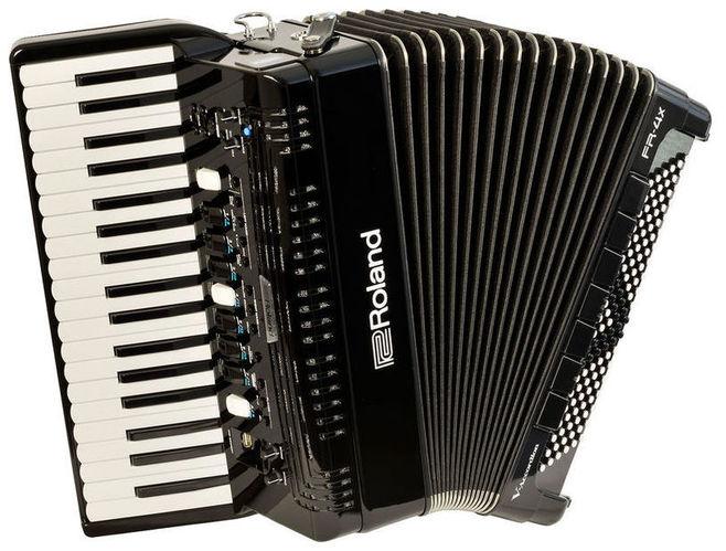 все цены на  Аккордеоны Roland FR-4 X BK  онлайн