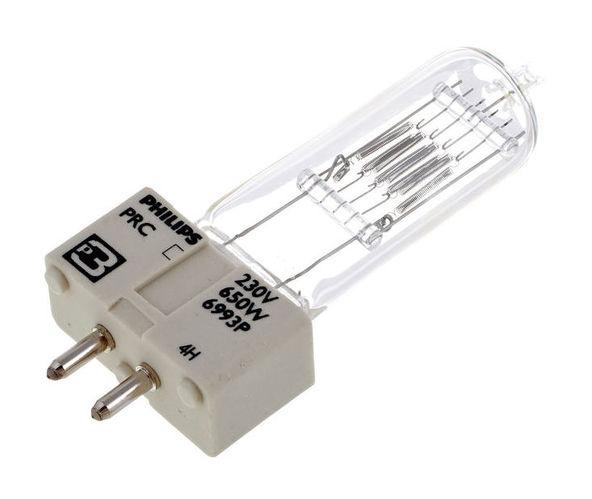 Галогенная лампа Philips 6993 P 650W/230V GX 9,5