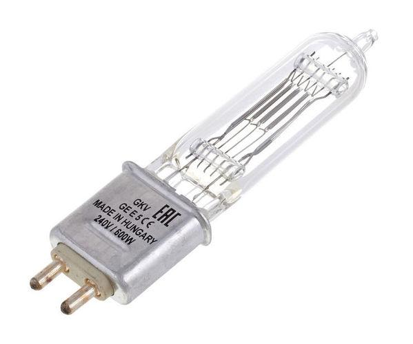 Галогенная лампа GE Lighting GKV 600W/240V G 9,5