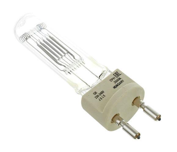 Галогенная лампа GE Lighting CP91 галогенная лампа ge lighting cp41 2000w 230v g38