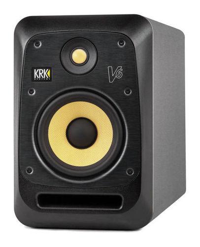 Активный студийный монитор KRK V6S4 активный студийный монитор tascam vl s3