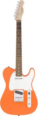 Телекастер Fender Squier Affinity Tele Orange комбо для гитары fender mustang gt 200