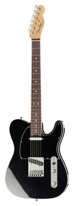 Телекастер Fender AM Elite Telecaster RW MYSBLK